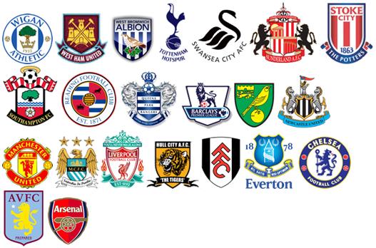 Premier League Clubs: Barclays Premier League