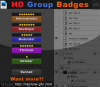 HD usergroup Badges V2
