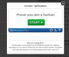 Are you a human captcha
